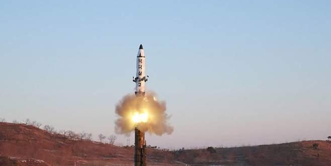 Kuzey Kore füze fırlattı… Halk sığınaklara çağrıldı
