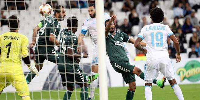 Atiker Konyaspor deplasmanda yenildi
