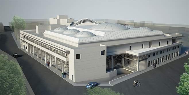 Yenişehir'e dev proje