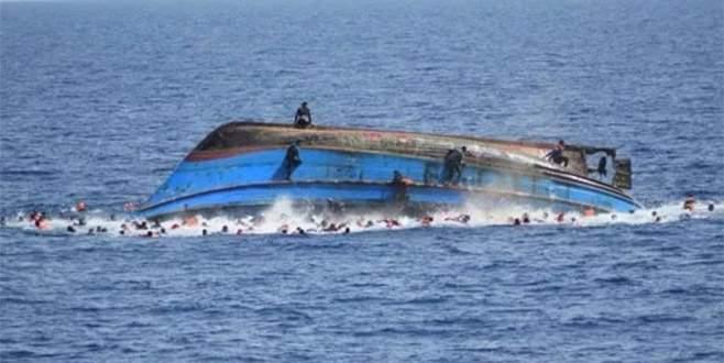 Tekne alabora oldu: 19 ölü
