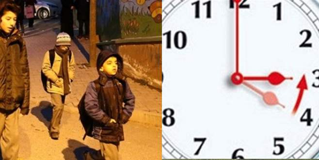Saatler geri alınacak mı?.. İlk işaret MEB'den geldi