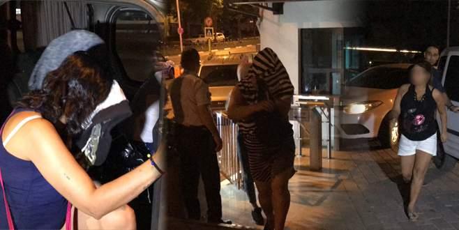 Bursa'da fuhuş operasyonu: 30 gözaltı