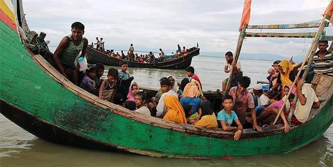 Myanmar yönetiminden Arakan itirafı