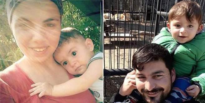 Önce eşi, şimdi bebeği… Gözyaşlarına boğuldu