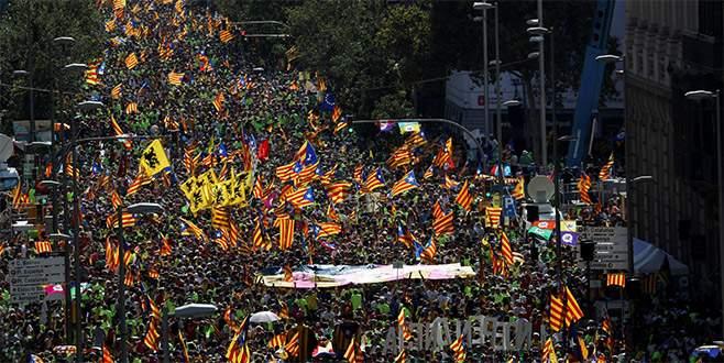 Bağımsızlık için yürüdüler