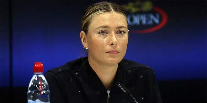 Sharapova: Görüşürüz Türkiye