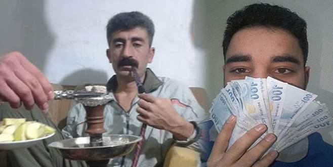 Suriyeli çocukları dilendirdiler, paralarla böyle poz verdiler