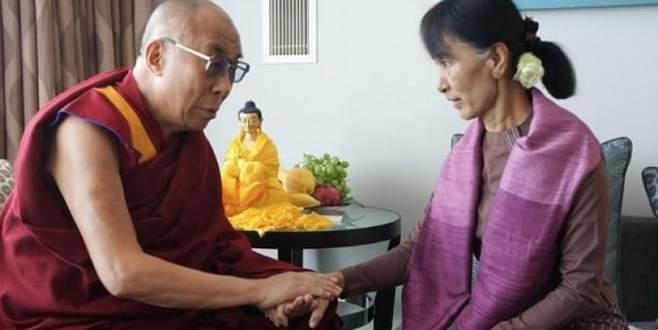 Dalai Lama: Buda, zulümden kaçan Müslümanlara yardım ederdi