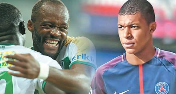 Ekoko'ya Mbappe sürprizi