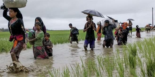 Birleşmiş Milletler: Myanmar'da etnik temizlik yaşanıyor