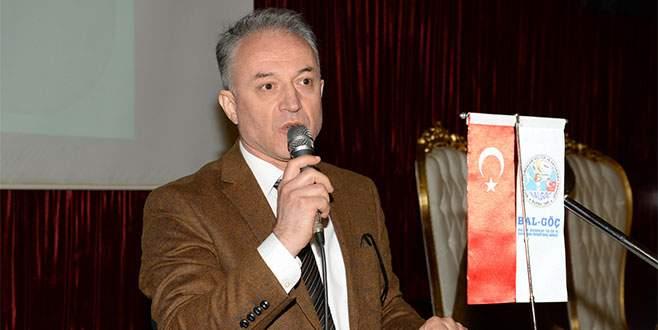 BAL-GÖÇ'e Prof.Özkan ve ekibi yeniden aday
