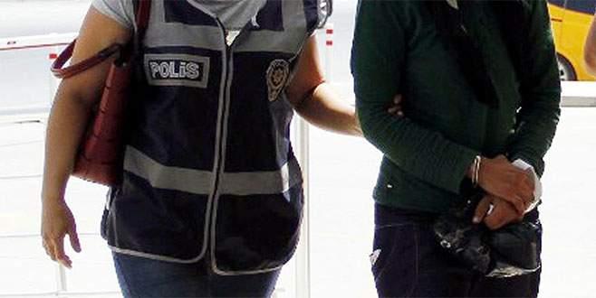 İnterpol tarafından aranan İngiliz kadın Türkiye'de yakalandı