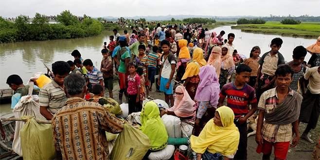 Myanmar'da tek taraflı ateşkes