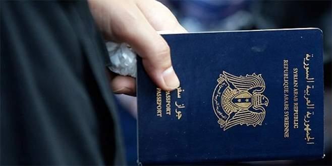 'DEAŞ'ın elinde 11 bin boş Suriye pasaportu var'