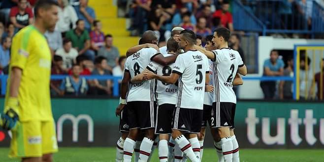 Kardemir Karabükspor 0-1 Beşiktaş