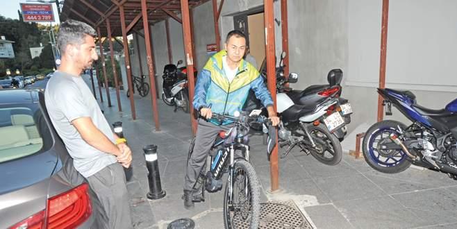 Bisikletle 10 km