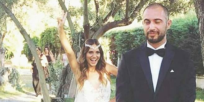 Nilay Deniz evlendi