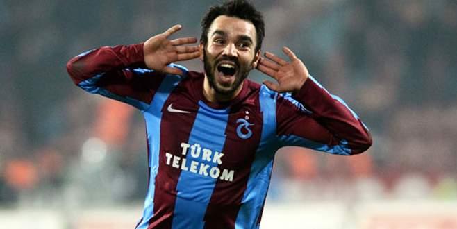 850 bin Euro'ya Trabzonspor'da