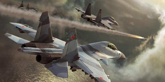 Rusya'dan DEAŞ'a ağır darbe