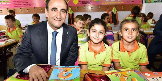 Yıldırım'da okullar hazır