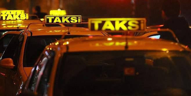 Meslek birliğinden taksi ve dolmuşlarla ilgili açıklama