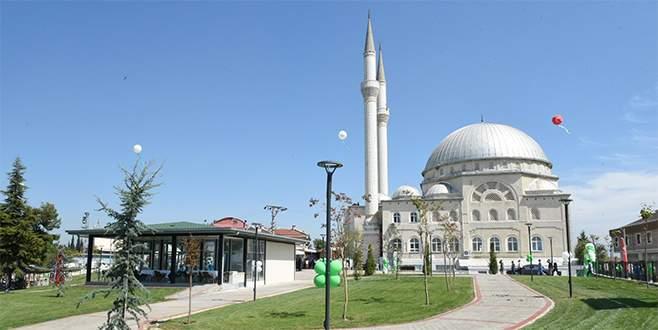 Minareliçavuş Parkı hizmete açıldı