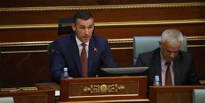 Kosova'da 3 ay sonra yeni meclis başkanı seçildi