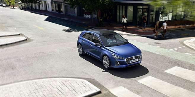 Hyundai İnallar, yeni i30'da DCT Şanzımanı hediye ediyor