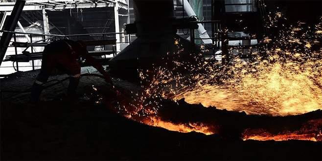 Sanayi üretimi temmuzda arttı