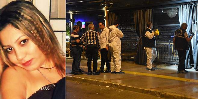 Gece kulübüne silahlı saldırı: Kadın güvenlik görevlisi hayatını kaybetti