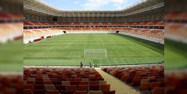 Malatya'da yeni stat Bursaspor'la açılacak