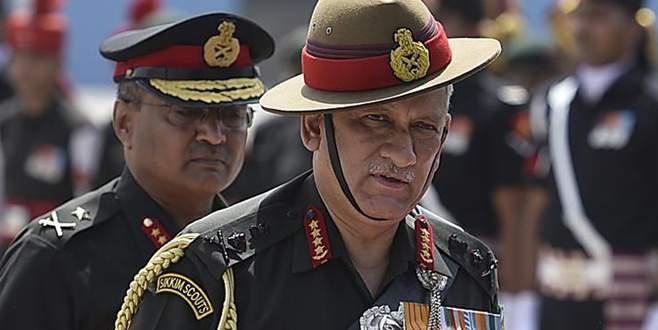 Çin ve Pakistan'la savaşmaya hazır olmalıyız