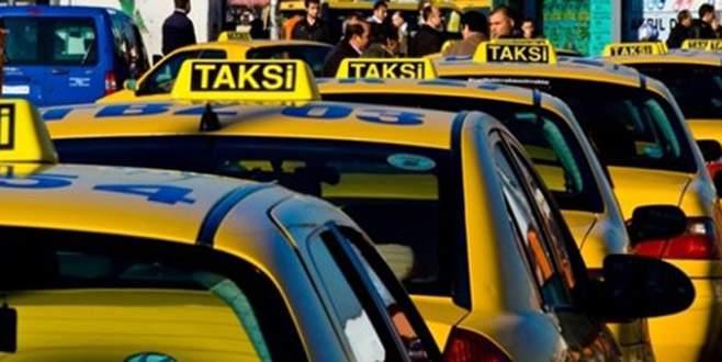 İstanbul'da taksiler zamlandı