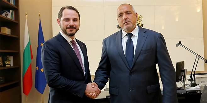 Türkiye ile Bulgaristan'ın enerji ortaklığı
