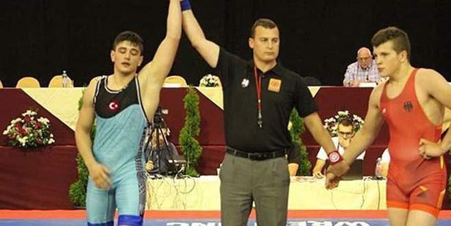Muhammet Furkan Dursun, Dünya Şampiyonu oldu