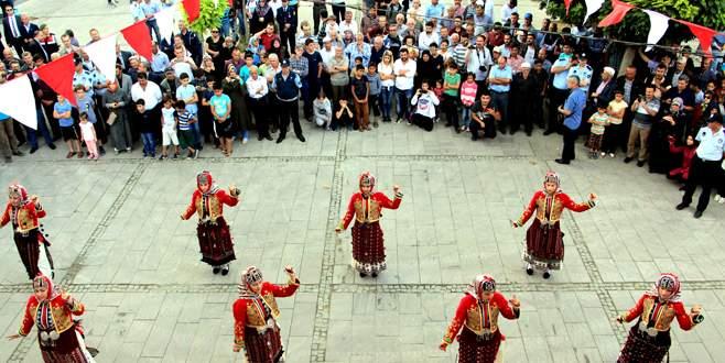 Yenişehir'de kurtuluş şenliği
