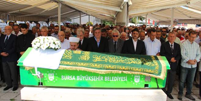 Cevat Diniz'e son görev