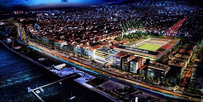 İzmir'e 3 stat birden!