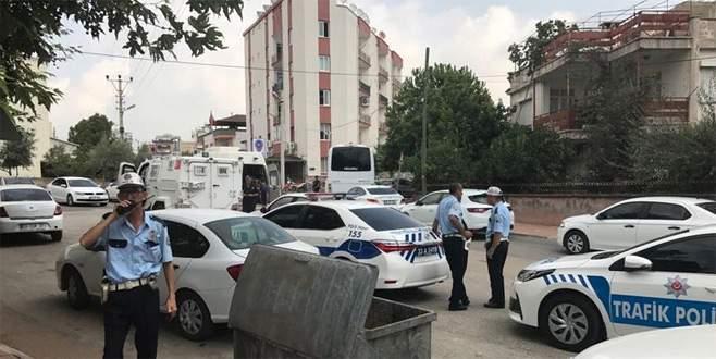 Polis merkezine bombalı saldırı girişimi önlendi