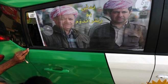 Kuzey Irak'ta referandum kampanyası başladı