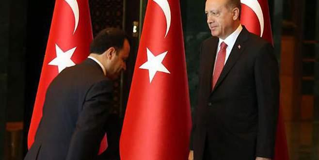 AYM Başkanı'ndan o fotoğrafa açıklama