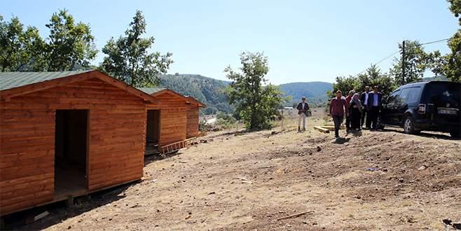 Bursa'da 'insanlık köyü' kuruluyor