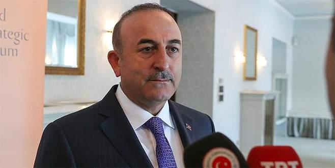 'Türkiye'den başka verebilecekleri mesaj yok mu?'