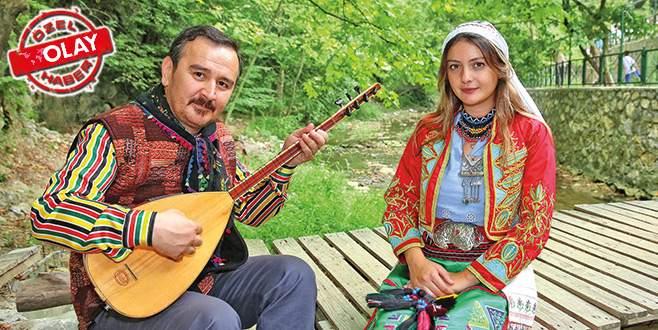 Uludağ'ın eteğinden bir ozan: Menteşeli Cengiz