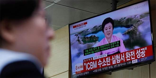 Kuzey Kore'ye tepki yağıyor