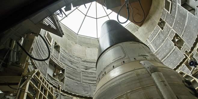 NATO 'gizli'den nükleer silahlanmaya çağırdı