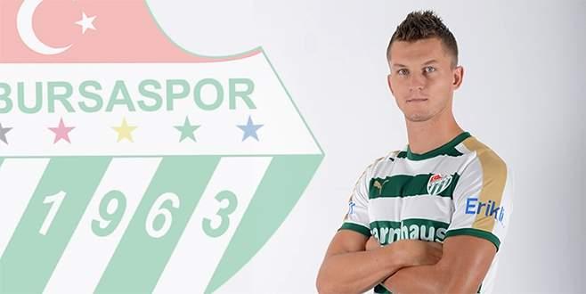 Bursaspor Necid'i kiralık olarak gönderdi
