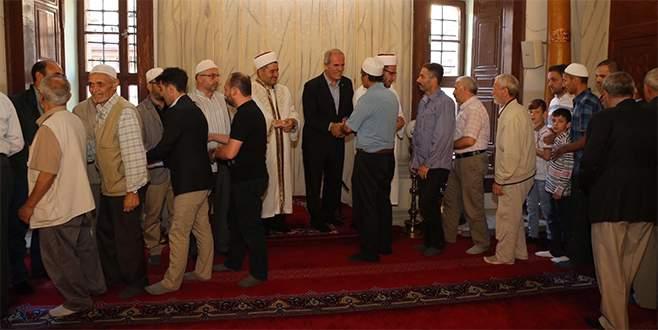 Başkan Altepe, Bursalıların bayramını kutladı