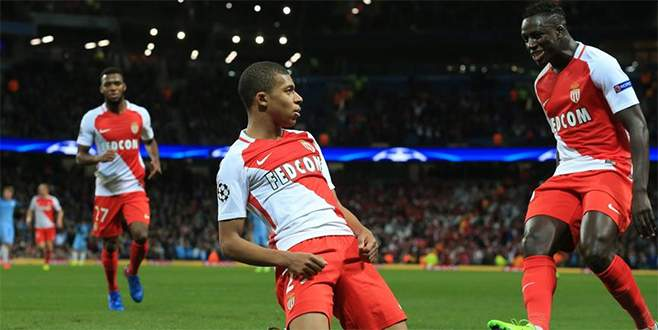 Mbappe, Paris Saint-Germain'de