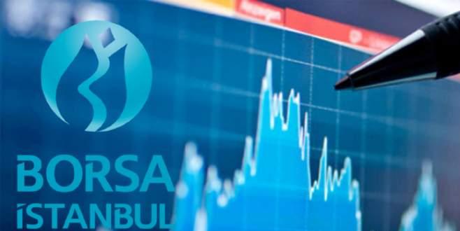 Borsa bayram tatiline 110 binin üzerinde girdi